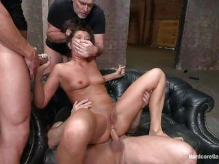 Домашнее групповое порно фото