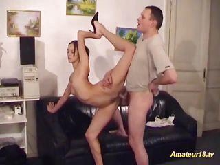 Реальный секс семейных пар